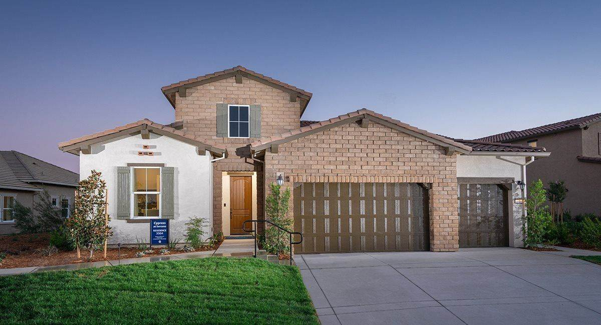 Single Family for Sale at Cypress At Serrano - Residence 3064 2354 Brannan Way El Dorado Hills, California 95762 United States