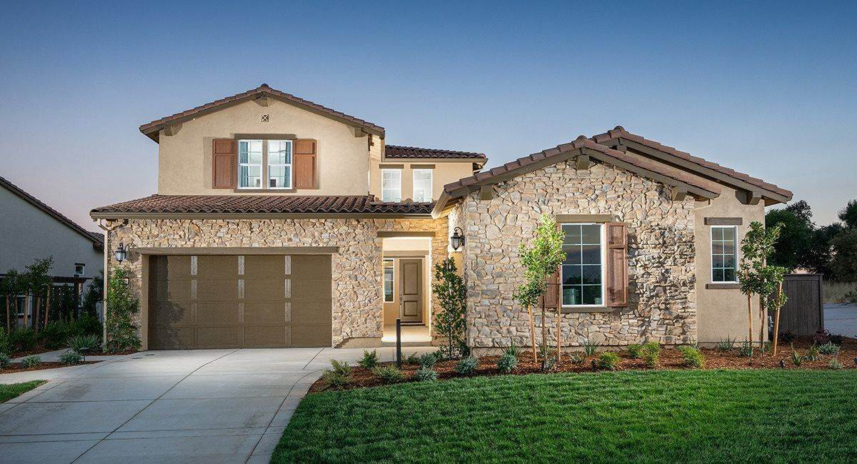 Single Family for Sale at Cypress At Serrano - Residence 3809 2354 Brannan Way El Dorado Hills, California 95762 United States