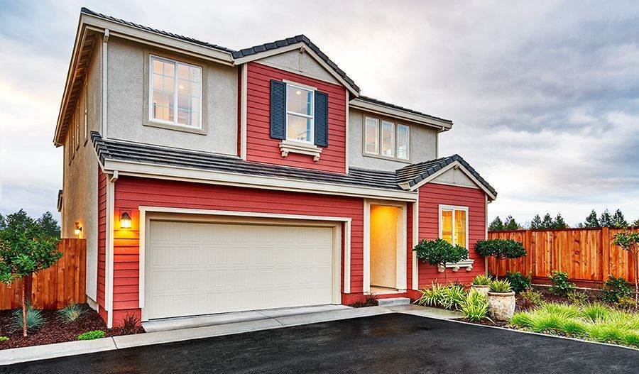 Single Family for Sale at Juniper At University District - Stafford 2021 Kingwood Drive Rohnert Park, California 94928 United States