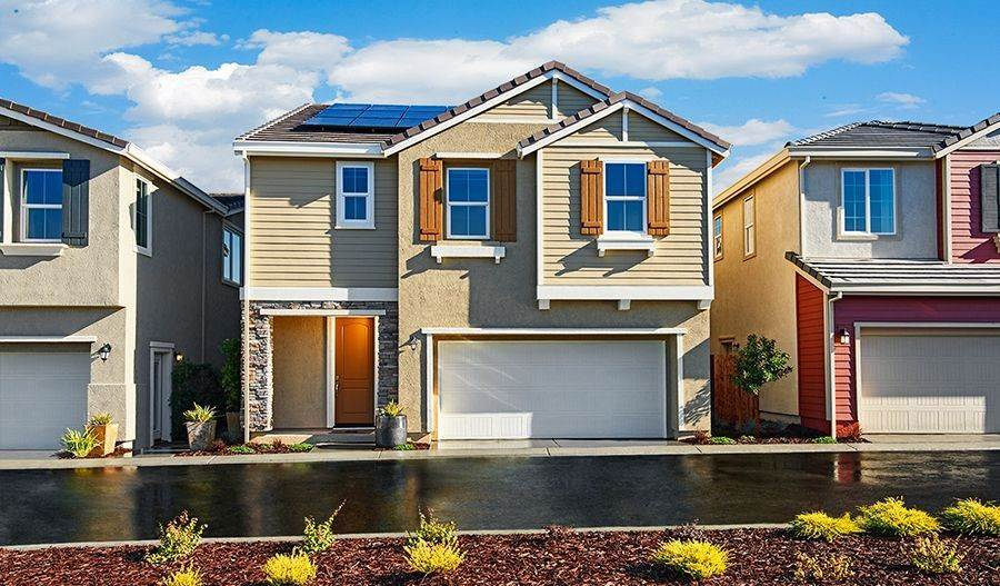 Single Family for Sale at Juniper At University District - Folbrook 2021 Kingwood Drive Rohnert Park, California 94928 United States