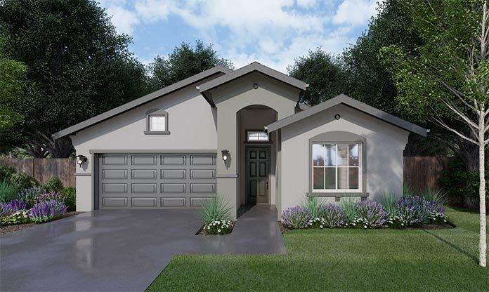 Single Family for Sale at Enclave At Cordelia - Adley 507 Yarrow Drive Fairfield, California 94534 United States