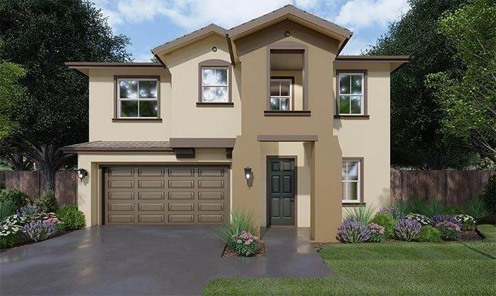 Single Family for Sale at Enclave At Cordelia - Barton 507 Yarrow Drive Fairfield, California 94534 United States