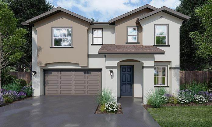 Single Family for Sale at Enclave At Cordelia - Curran 507 Yarrow Drive Fairfield, California 94534 United States