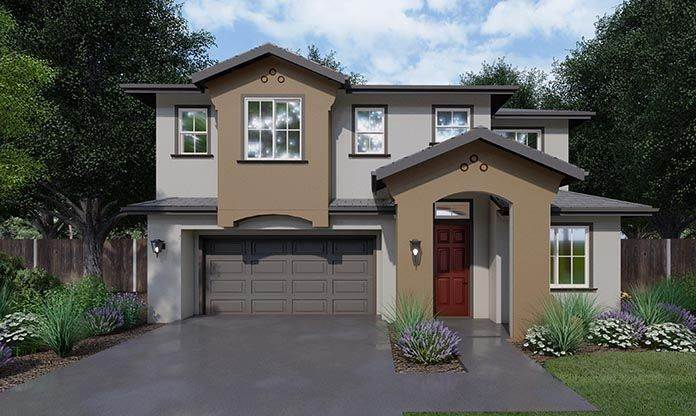 Single Family for Sale at Enclave At Cordelia - Drake 507 Yarrow Drive Fairfield, California 94534 United States