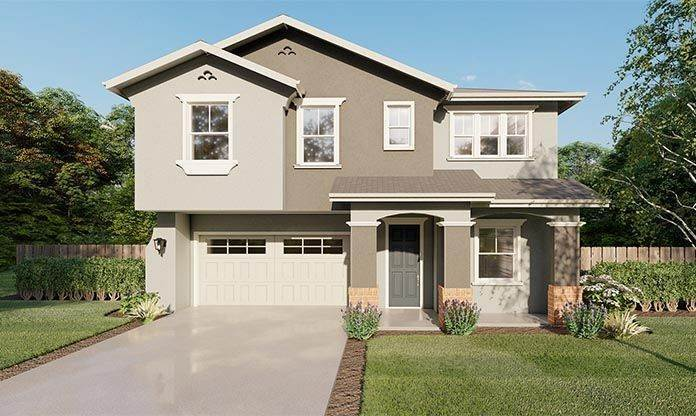 Single Family for Sale at The Tides At Newport - Arroyo 1816 Stetson Circle WEST SACRAMENTO, CALIFORNIA 95691 UNITED STATES