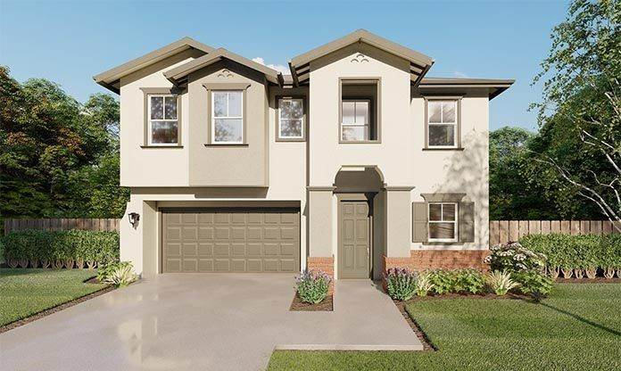 Single Family for Sale at The Tides At Newport - Brook 1816 Stetson Circle WEST SACRAMENTO, CALIFORNIA 95691 UNITED STATES