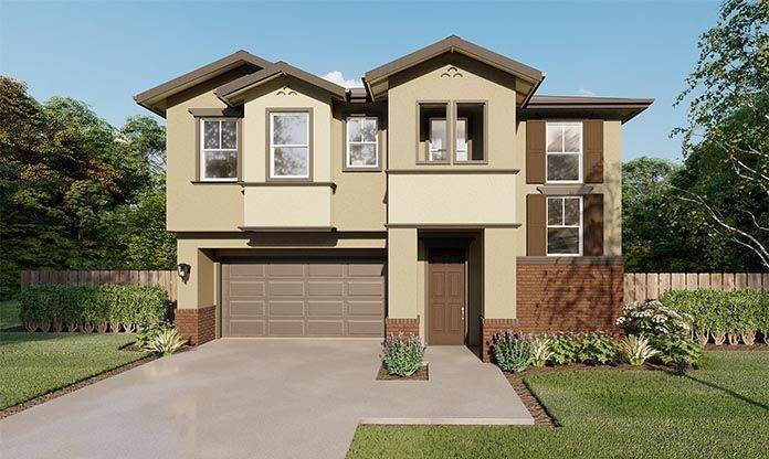Single Family for Sale at The Tides At Newport - Cove 1816 Stetson Circle WEST SACRAMENTO, CALIFORNIA 95691 UNITED STATES