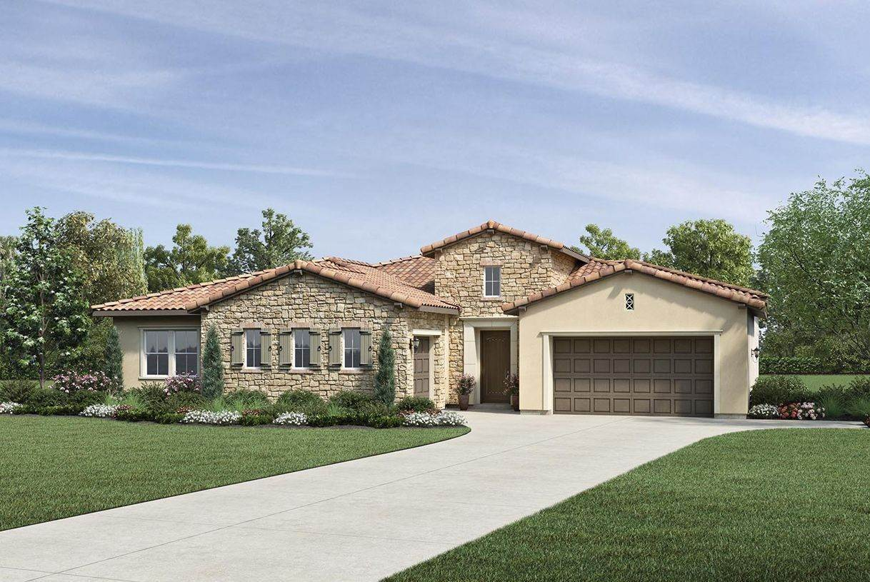 Single Family for Sale at Loomis 4209 Grand Elm Lane Rocklin, California 95765 United States