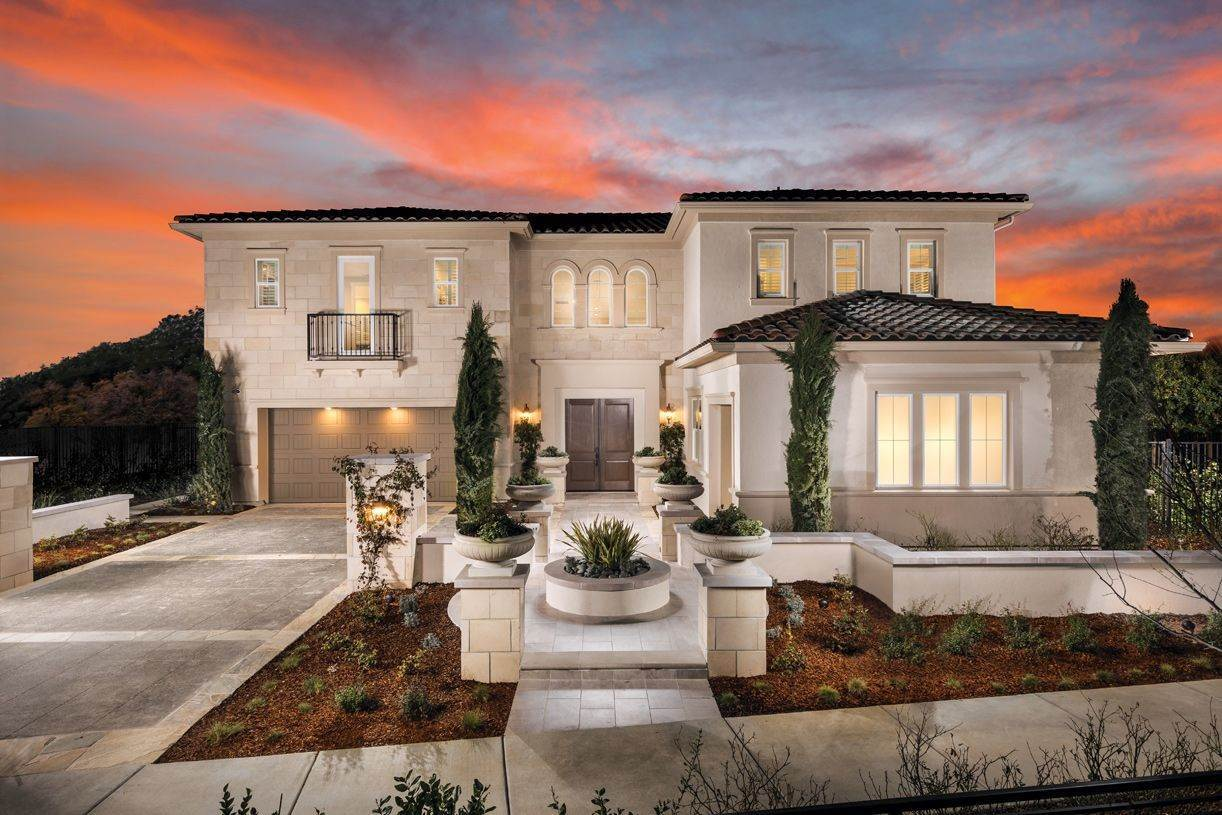 Single Family for Sale at Skyline - Newcastle 3904 Skyline Drive Rocklin, California 95677 United States