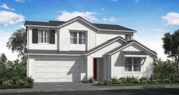 Single Family for Sale at Magnolia At Cypress - Plan 5 4013 Oceanview Drive Rancho Cordova, California 95742 United States