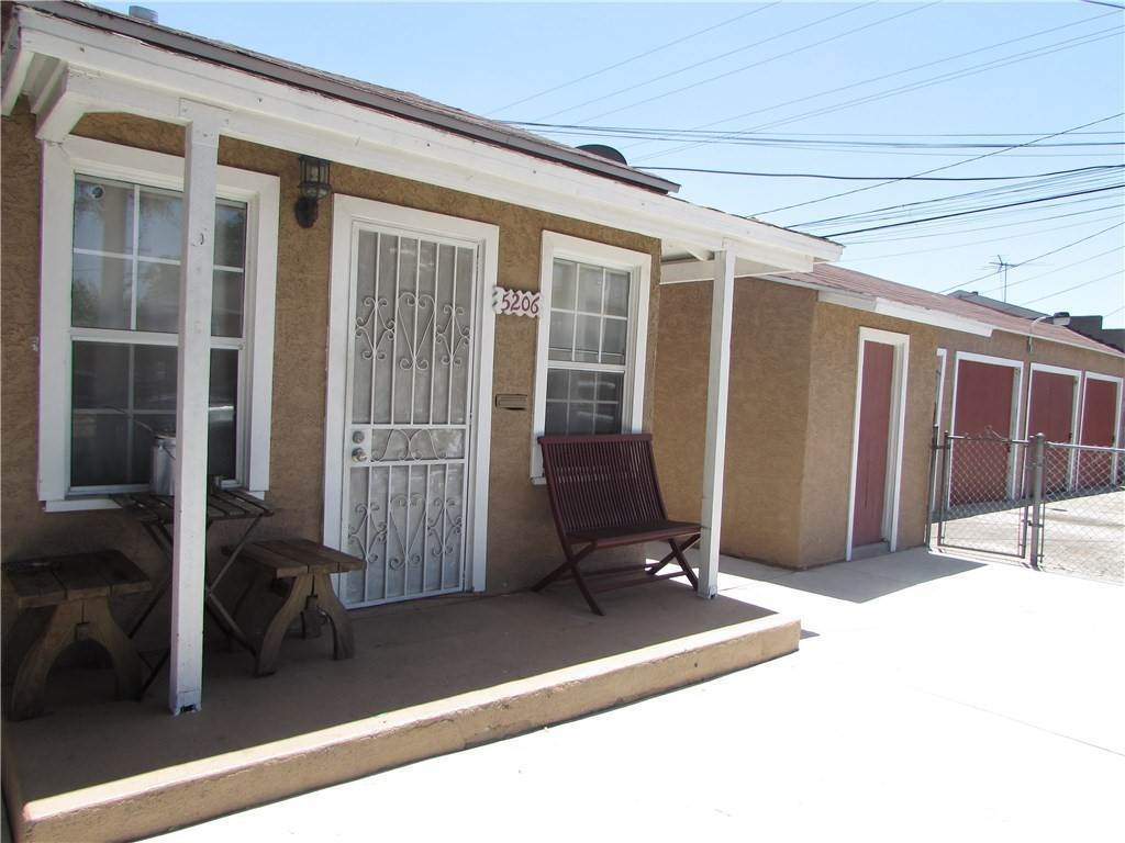 Residential Income for Sale at 5202 Everett Avenue Maywood, California 90270 United States