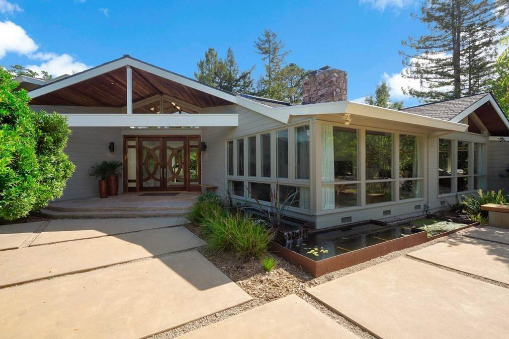 Residential for Sale at 147 Goya Road Portola Valley, California 94028 United States