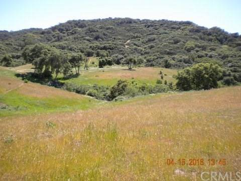 Land for Sale at El Monte Road Atascadero, California 93422 United States