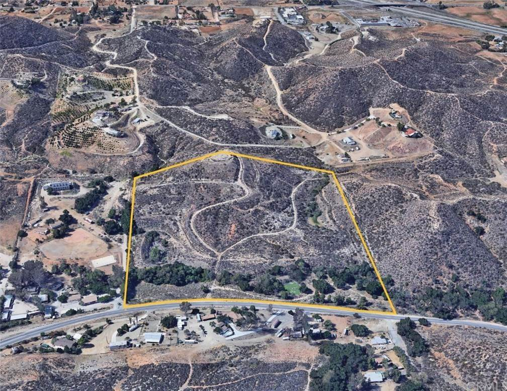 Land for Sale at 23263 Bundy Canyon Road Wildomar, California 92595 United States
