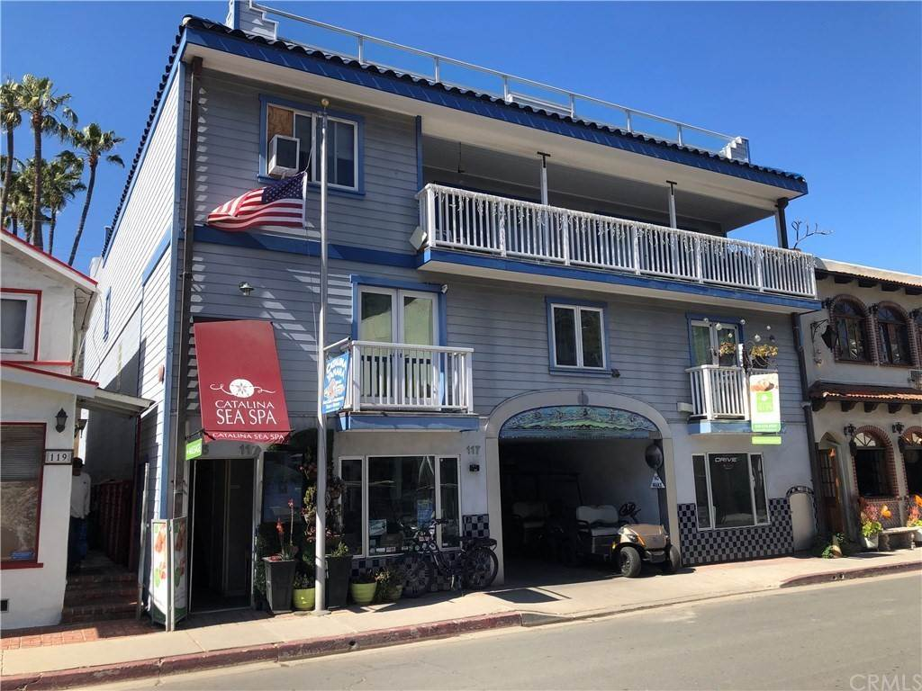 Commercial for Sale at 117 Clarissa Avenue Avalon, California 90704 United States