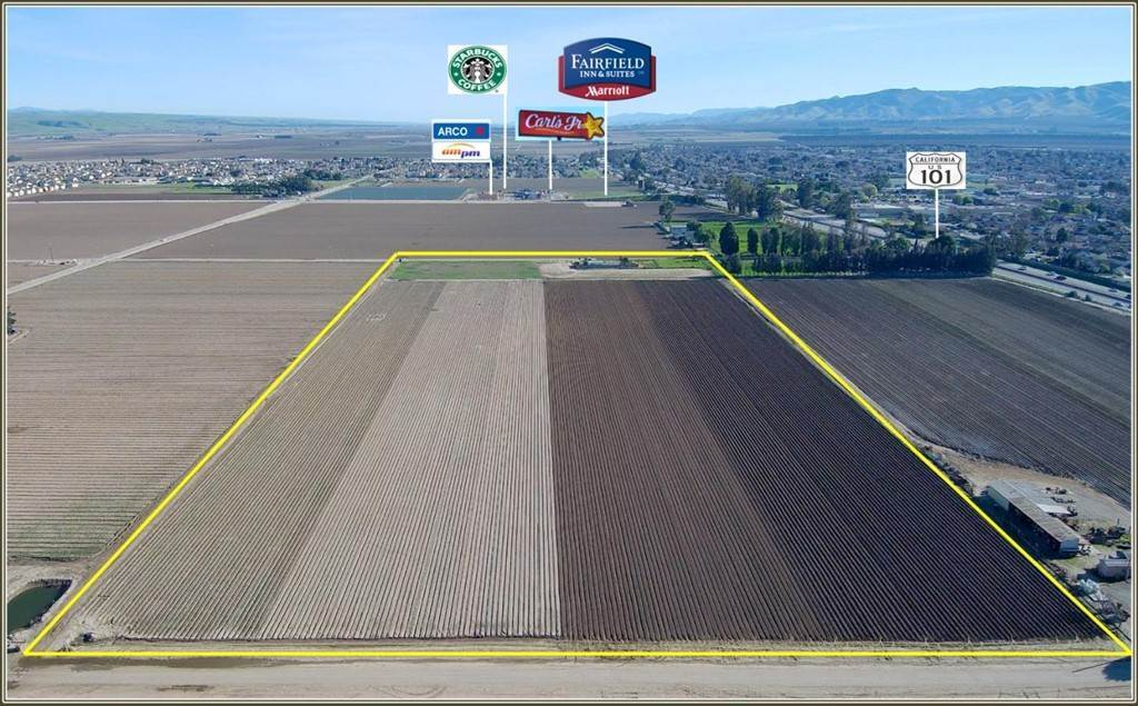 Land for Sale at 40895 Cherry Avenue Greenfield, California 93927 United States