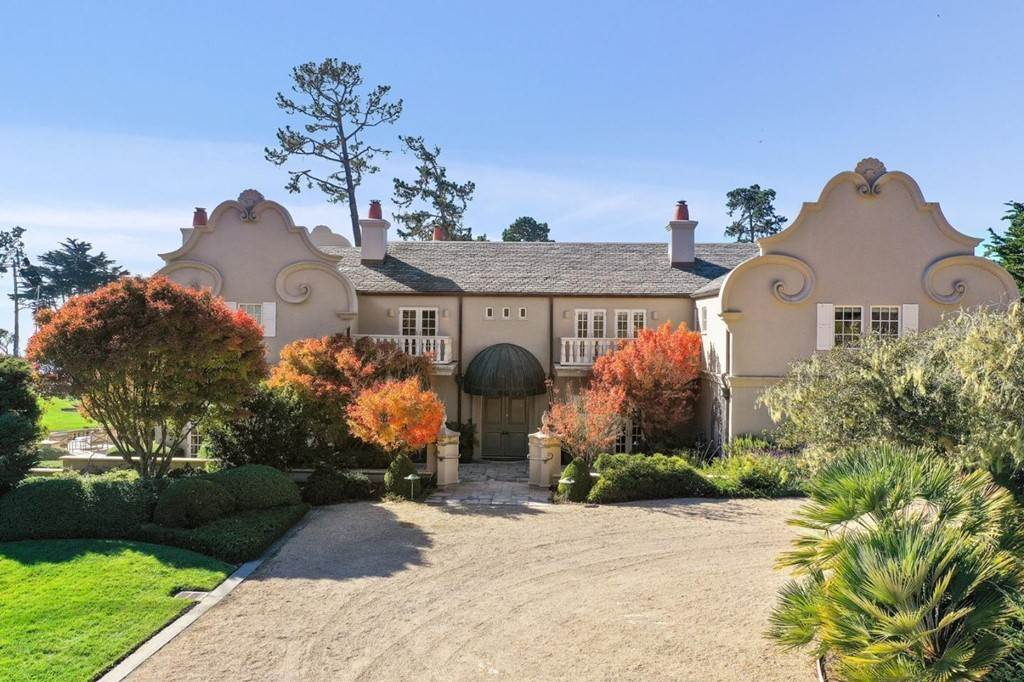 Residential for Sale at 3410 17 Mile Drive Pebble Beach, California 93953 United States