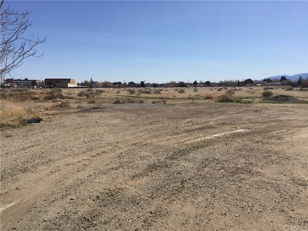 Land for Sale at 1240 E. Palmdale Blvd/12th ST E Palmdale, California 93550 United States