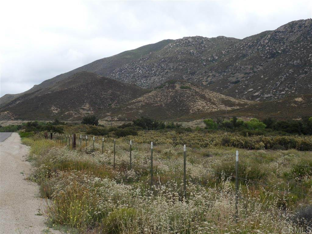 Land for Sale at 30651 Old Hwy 80 Pine Valley, California 91901 United States