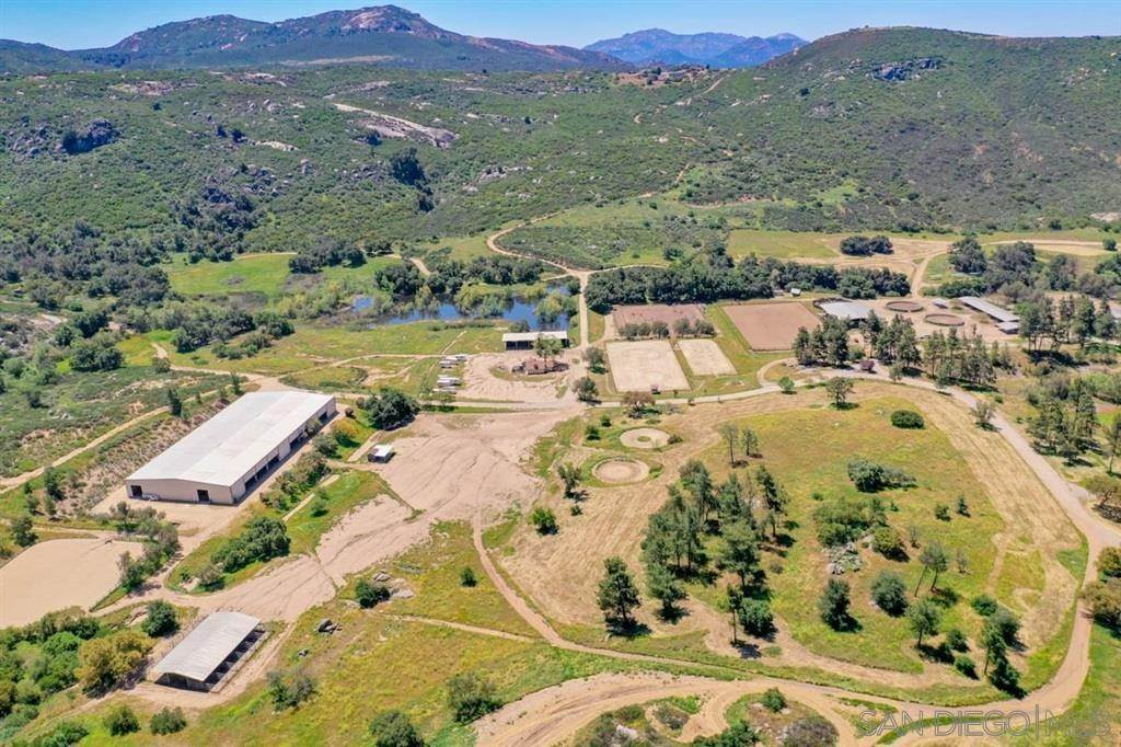 Residential for Sale at 25279 Creek Hollow Drive Ramona, California 92065 United States