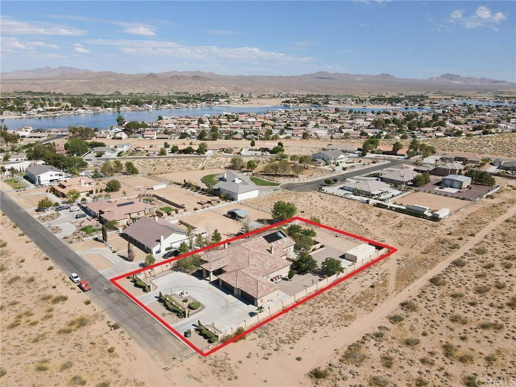 Residential for Sale at 14387 Horseshoe Trail Helendale, California 92342 United States