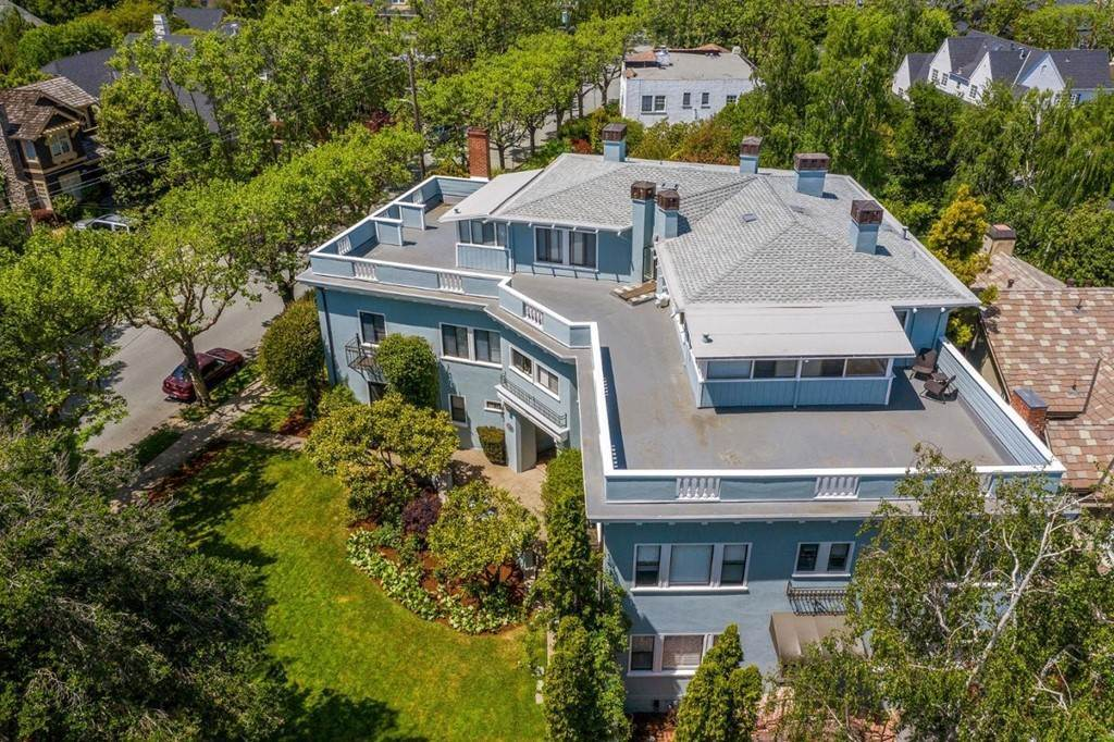 Residential Income for Sale at 300 Occidental Avenue Burlingame, California 94010 United States