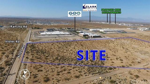 Land for Sale at Aster Road Adelanto, California 92301 United States
