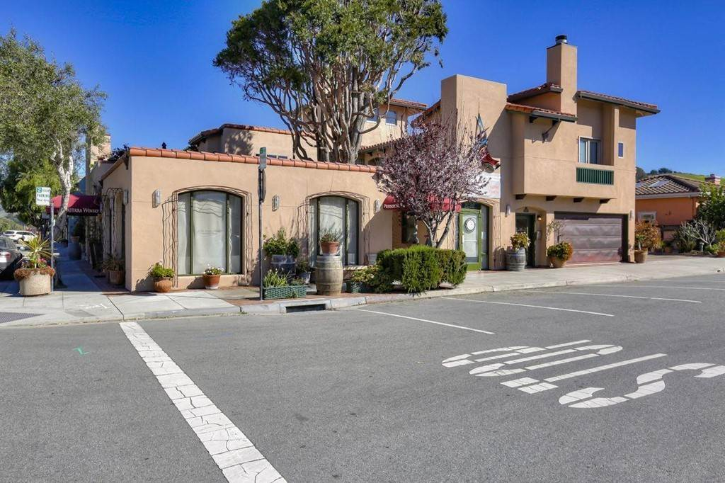 Residential for Sale at 725 Correas Street Half Moon Bay, California 94019 United States