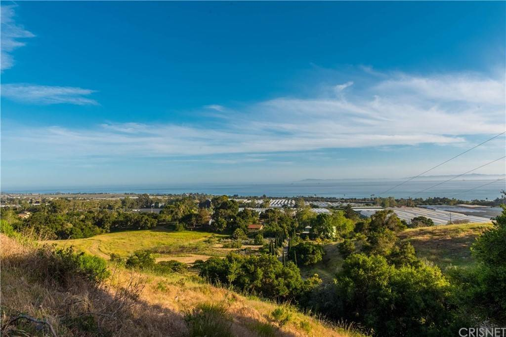 Residential for Sale at 3600 Foothill Road Carpinteria, California 93013 United States