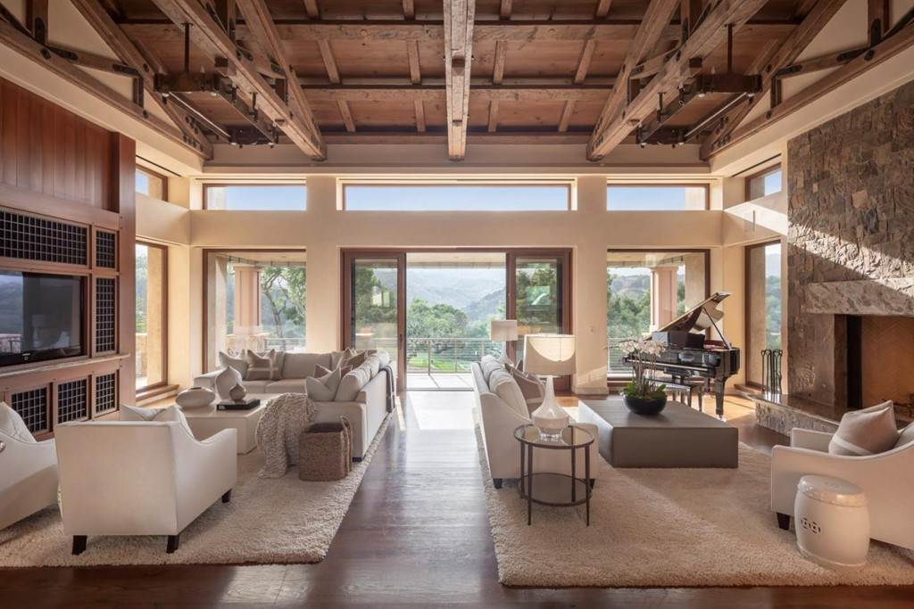 Residential for Sale at 610 Los Trancos Road Portola Valley, California 94028 United States