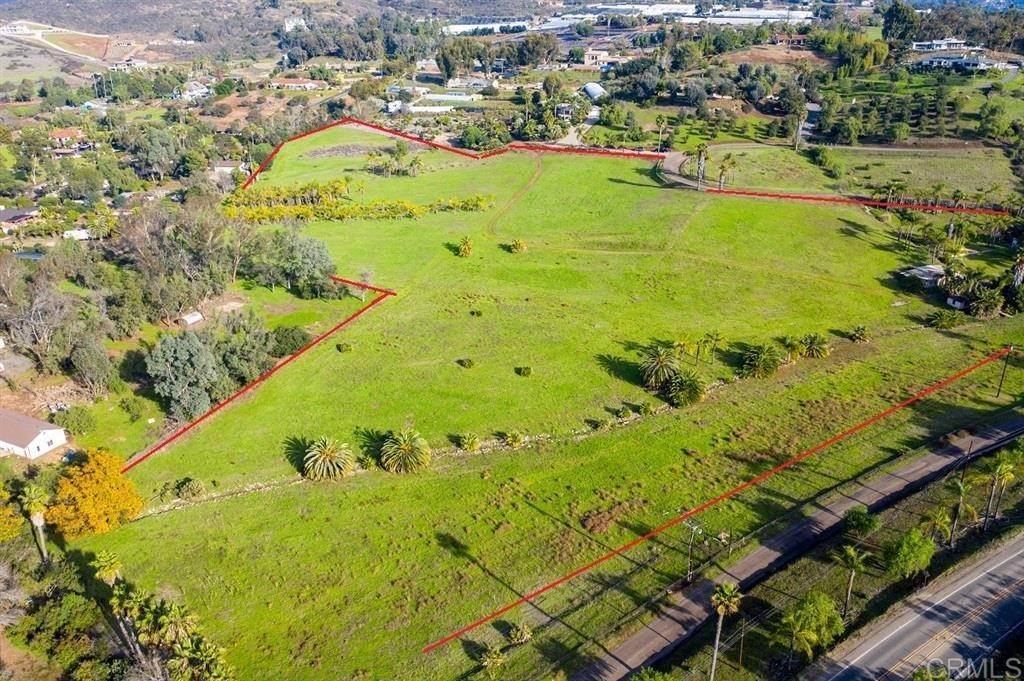 Land for Sale at 3574 Hollyberry Drive Vista, California 92084 United States
