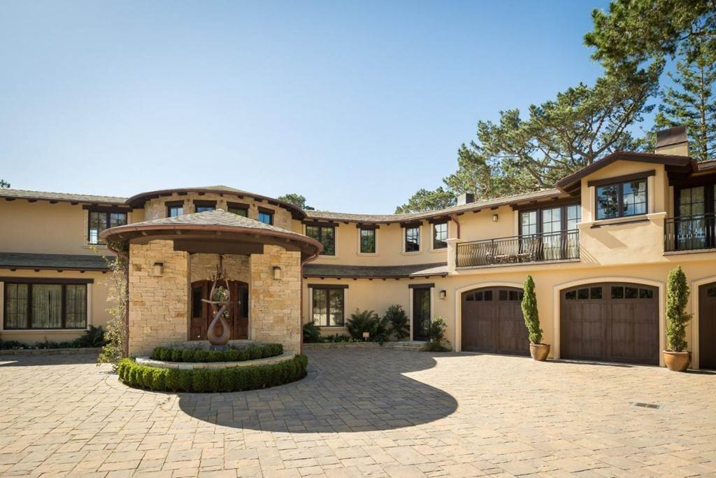 Residential for Sale at 3164 Palmero Way Pebble Beach, California 93953 United States