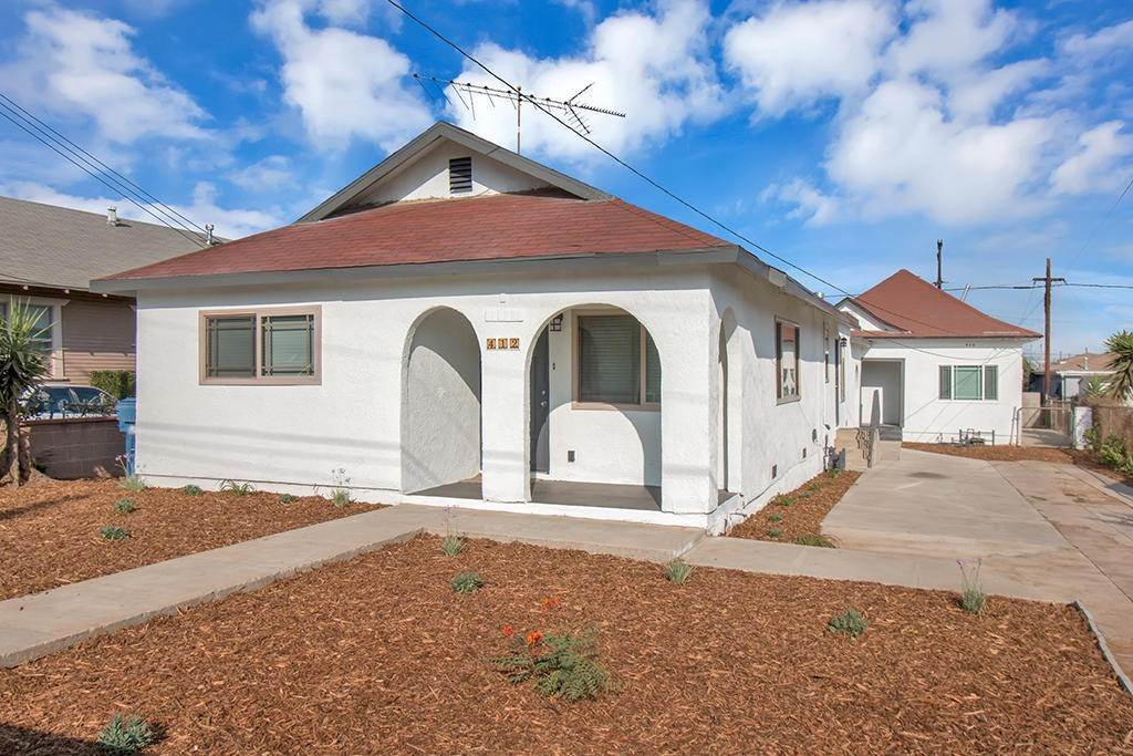 Duplex Homes for Sale at 412 South Mcbride Avenue East Los Angeles, California 90022 United States