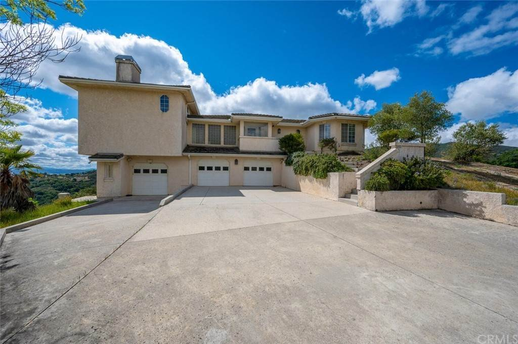 Residential for Sale at 11650 San Marcos Road Atascadero, California 93422 United States