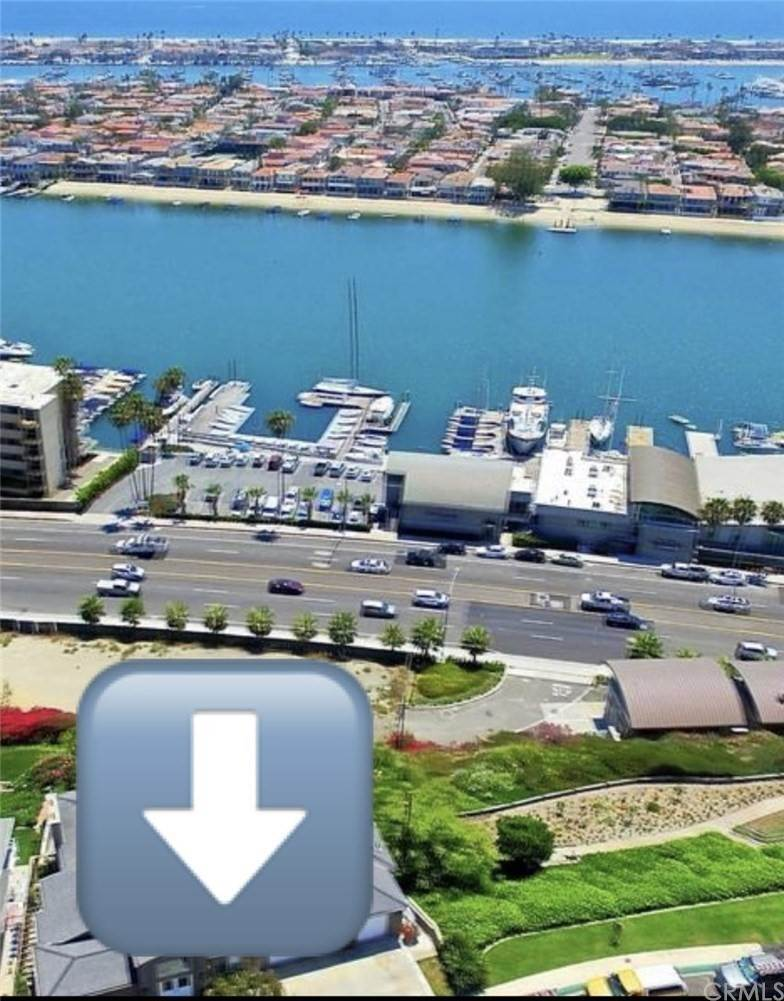 Land for Sale at 1721 Kings Road Newport Beach, California 92663 United States