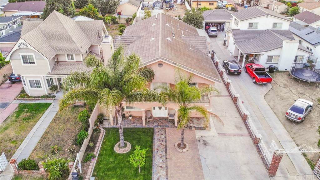 Residential Income for Sale at 16631 Indiana Avenue Paramount, California 90723 United States