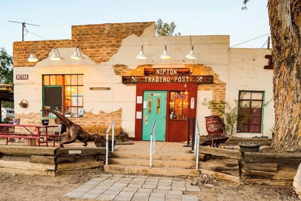 Business for Sale at 107305 Nipton Road Newberry Springs, California 92365 United States