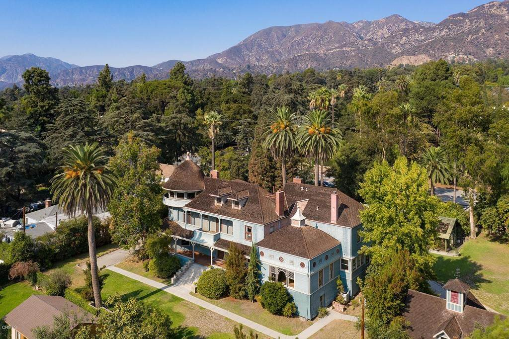 Residential for Sale at 654 East Mariposa Street Altadena, California 91001 United States