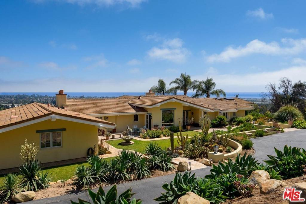 Residential for Sale at 4468 Foothill Road Carpinteria, California 93013 United States