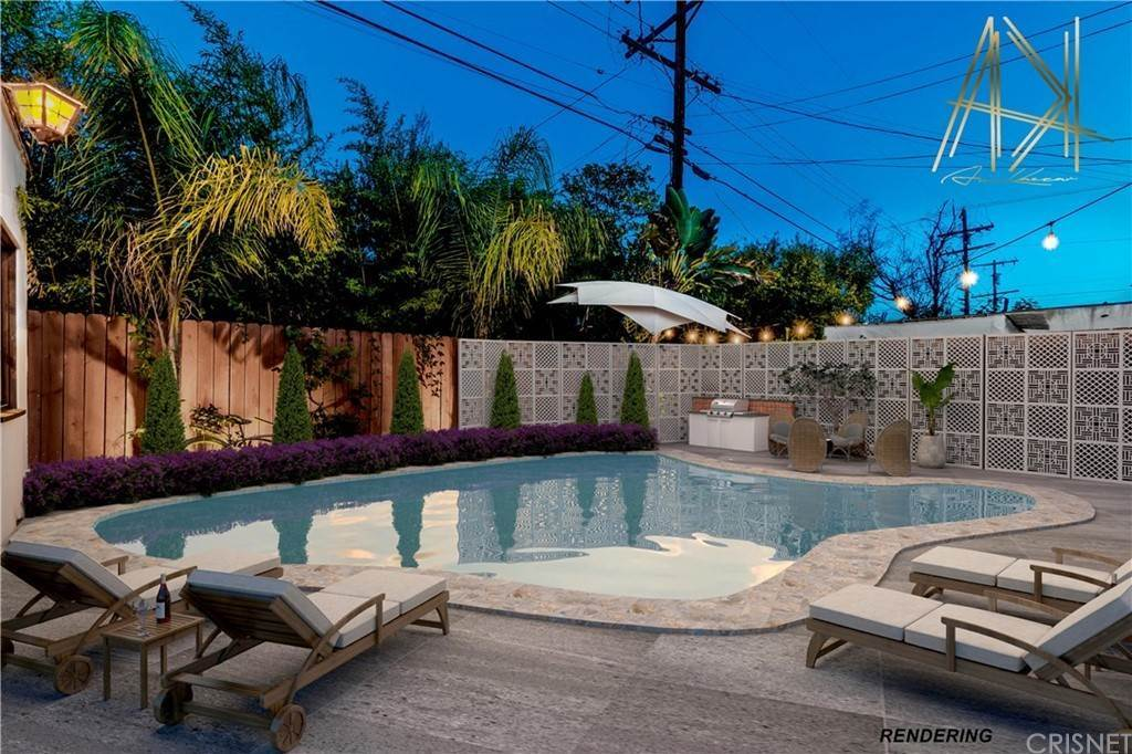 Duplex Homes for Sale at 812 North Mansfield Avenue Hollywood, California 90038 United States