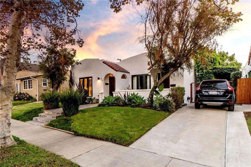 Residential for Sale at 816 North Mansfield Avenue Hollywood, California 90038 United States