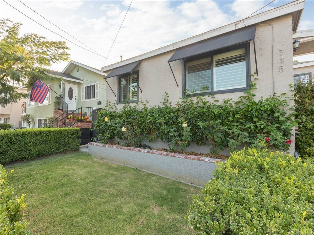 Residential for Sale at 745 Loma Vista Street El Segundo, California 90245 United States