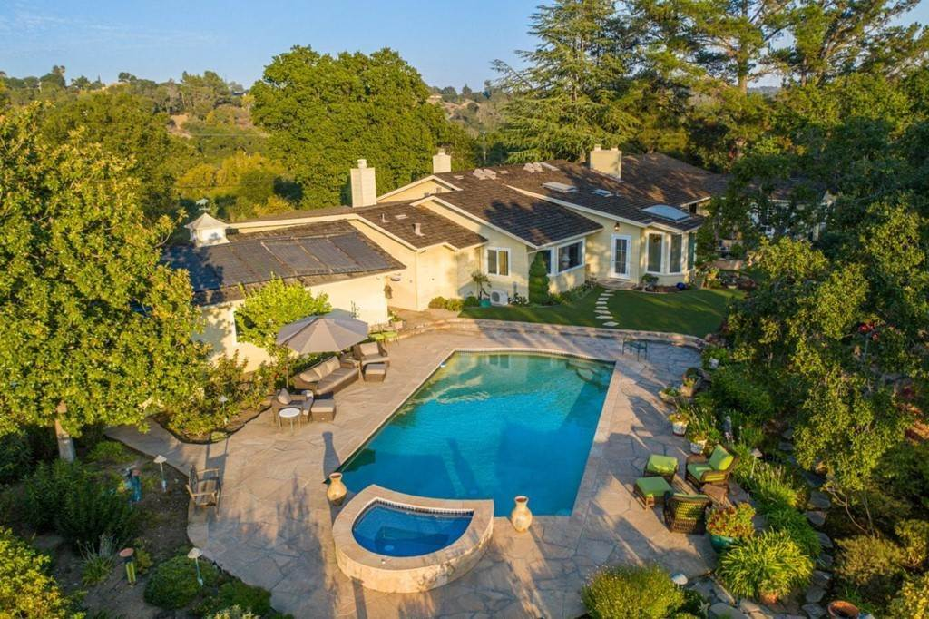 Residential for Sale at 127 Ramoso Road Portola Valley, California 94028 United States