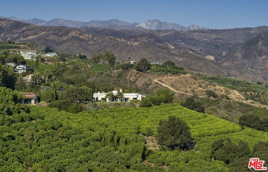 Residential for Sale at 7200 Casitas Pass Road Carpinteria, California 93013 United States