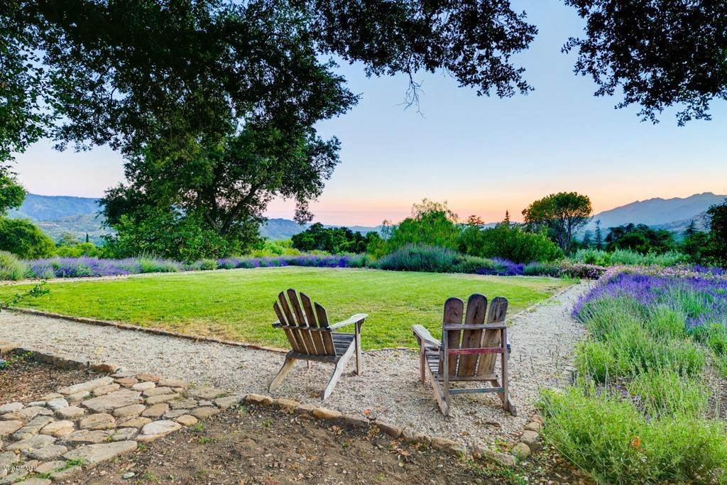 Residential for Sale at 4424 Thacher Road Ojai, California 93023 United States