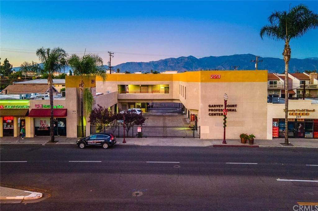 Commercial for Sale at 223 East Garvey Monterey Park, California 91755 United States