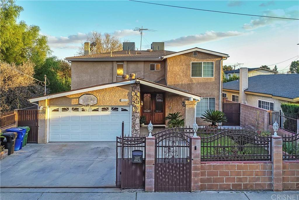 Residential for Sale at 13372 Reedley Street Panorama City, California 91402 United States