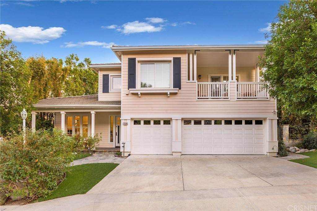 Residential for Sale at 7224 Knollwood Court West Hills, California 91307 United States