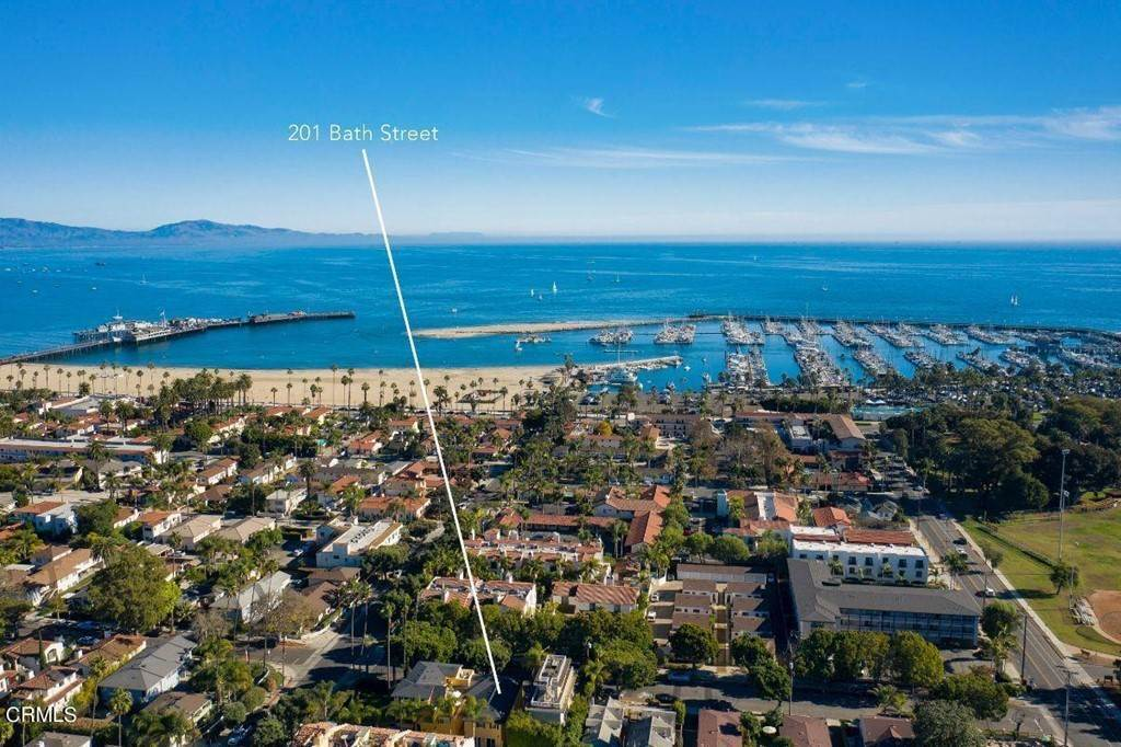 Residential Income for Sale at 201 Bath Street Santa Barbara, California 93101 United States