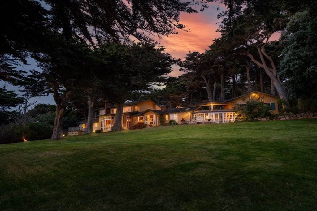 Residential for Sale at 3162 17 Mile Drive Pebble Beach, California 93953 United States